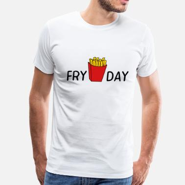 Week Fry Day - Men's Premium T-Shirt