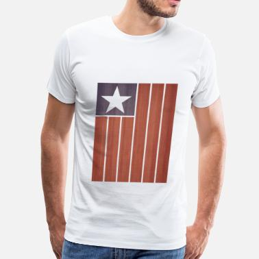 Stars And Stripes Stars And Stripes - Men's Premium T-Shirt