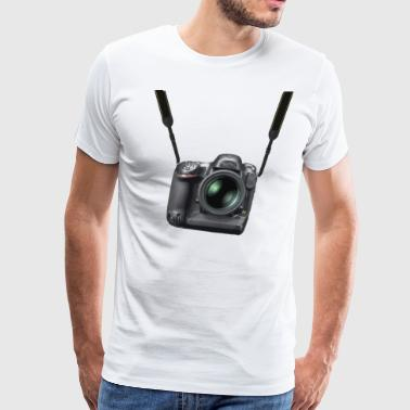Digital strap camera - Men's Premium T-Shirt