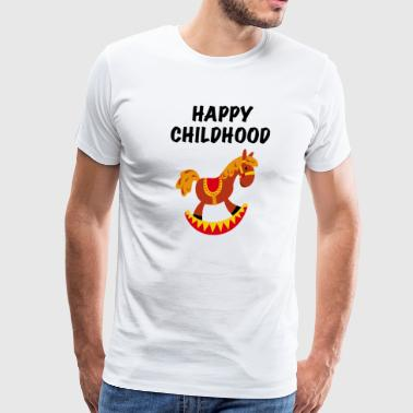 Happy Child - Men's Premium T-Shirt