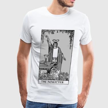 01 the magician - Men's Premium T-Shirt