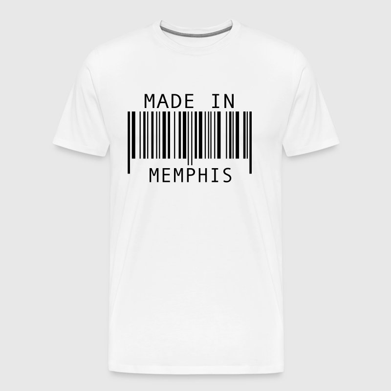 Made in Memphis - Men's Premium T-Shirt