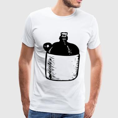Cork Moonshine - Men's Premium T-Shirt