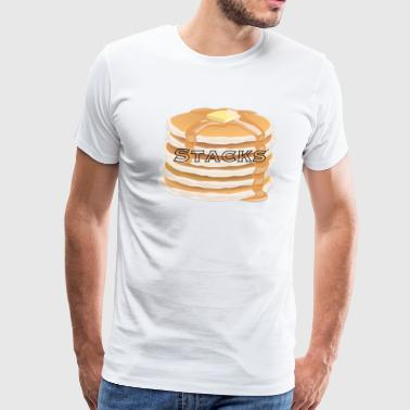Stacks - Men's Premium T-Shirt