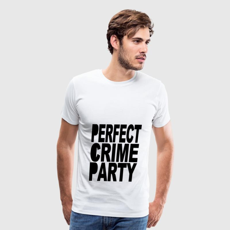 Bakuman Perfect Crime Party - Men's Premium T-Shirt