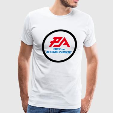 EA Games - Pride and Accomplishment - Men's Premium T-Shirt
