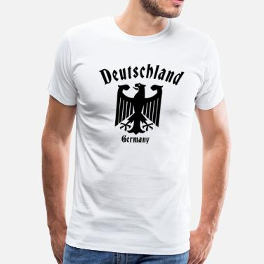 Deutschland Deutschland Germany - Men's Premium T-Shirt