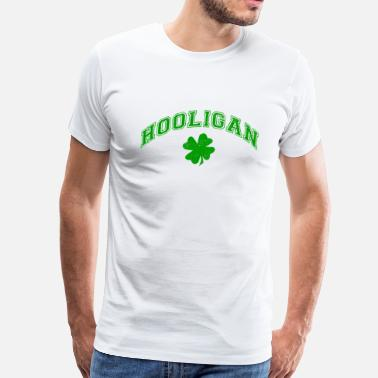 Irish Hooligans Irish Hooligan - Men's Premium T-Shirt