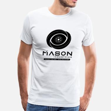 Timeless Timeless - Mason Industries: Protect & Save - Men's Premium T-Shirt