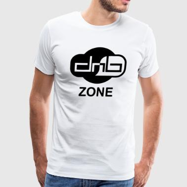 DnB zone - Men's Premium T-Shirt