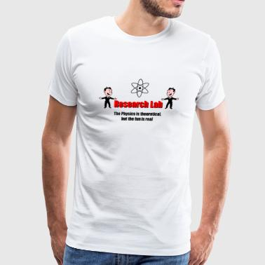 Research Lab - Men's Premium T-Shirt