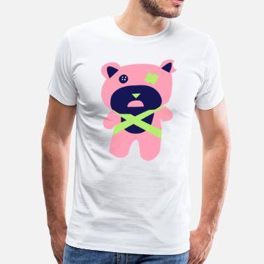 Bears War war_bear - Men's Premium T-Shirt