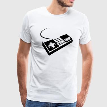 Video Game controller NES Edition - Men's Premium T-Shirt