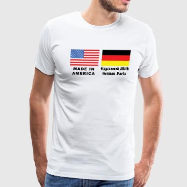German Parts - Men's Premium T-Shirt