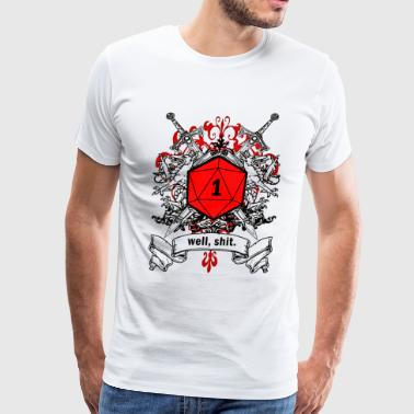 dnd - Men's Premium T-Shirt