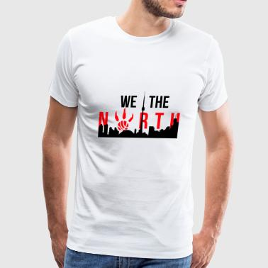 WE THE NORTH - Men's Premium T-Shirt