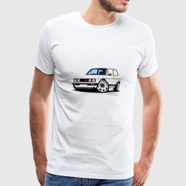 golf gti - Men's Premium T-Shirt