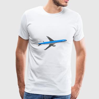 airline - Men's Premium T-Shirt