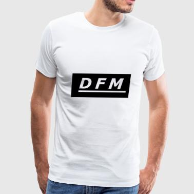 D.F.M Logo Merch - Men's Premium T-Shirt