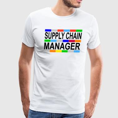 Supply Chain Manager Supply Chain Manager - Men's Premium T-Shirt
