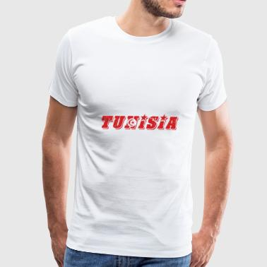 Tunisia wins gift idea - Men's Premium T-Shirt