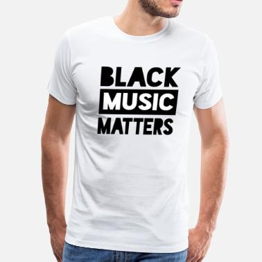 Blue Note Black Music Matters - Men's Premium T-Shirt