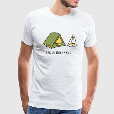 Bed & Breakfast - Men's Premium T-Shirt