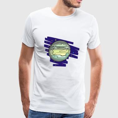 Planet Tranquility - Men's Premium T-Shirt
