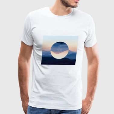 upside down - Men's Premium T-Shirt