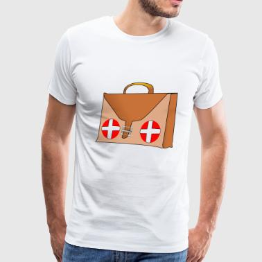 first aid - Men's Premium T-Shirt