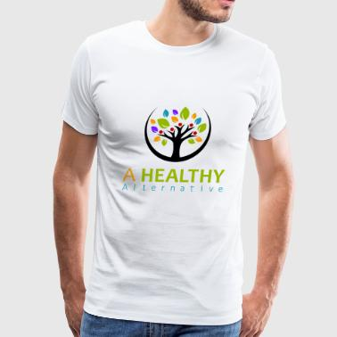 A Healthy Alternative - Men's Premium T-Shirt