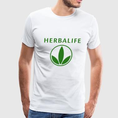 herbalife - Men's Premium T-Shirt