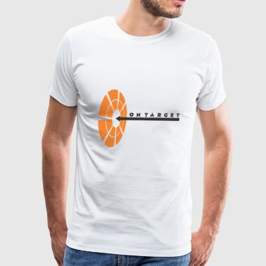 On Target - Men's Premium T-Shirt