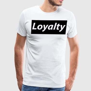 LoyaltyLogo - Men's Premium T-Shirt