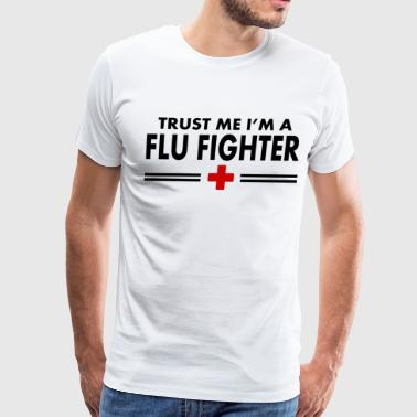 Flu FLU 1.png - Men's Premium T-Shirt