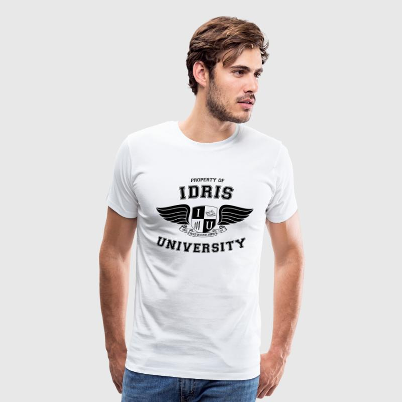 Shadowhunters - Idris University - Men's Premium T-Shirt