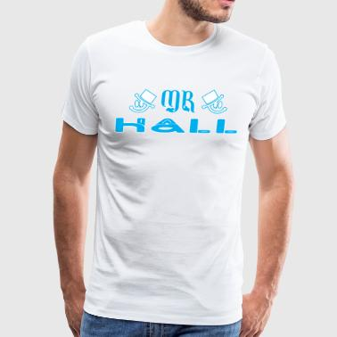 Mr Hall - Men's Premium T-Shirt