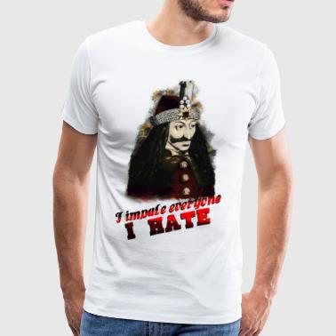 Vlad the Impaler - Men's Premium T-Shirt