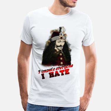 Vlad Vlad the Impaler - Men's Premium T-Shirt