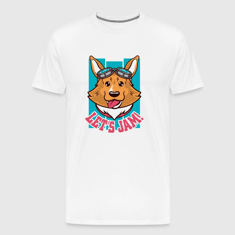 Data Dog - Men's Premium T-Shirt