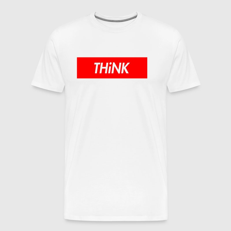 THiNK Supreme - Men's Premium T-Shirt