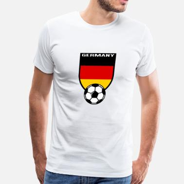 European Champion European Football Championship 2016 Germany - Men's Premium T-Shirt