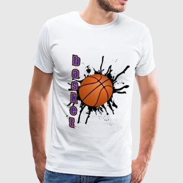 basket - Men's Premium T-Shirt