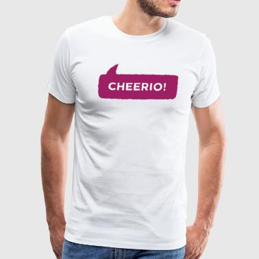 Cheerio Shirt - Men's Premium T-Shirt
