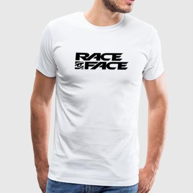 Race Face - Men's Premium T-Shirt