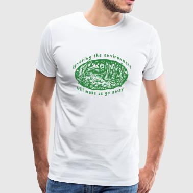 Earth Day Environment - Men's Premium T-Shirt