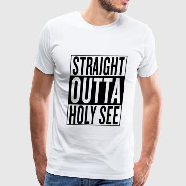 Holy See - Men's Premium T-Shirt