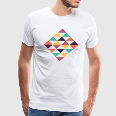 Rectangle - Men's Premium T-Shirt
