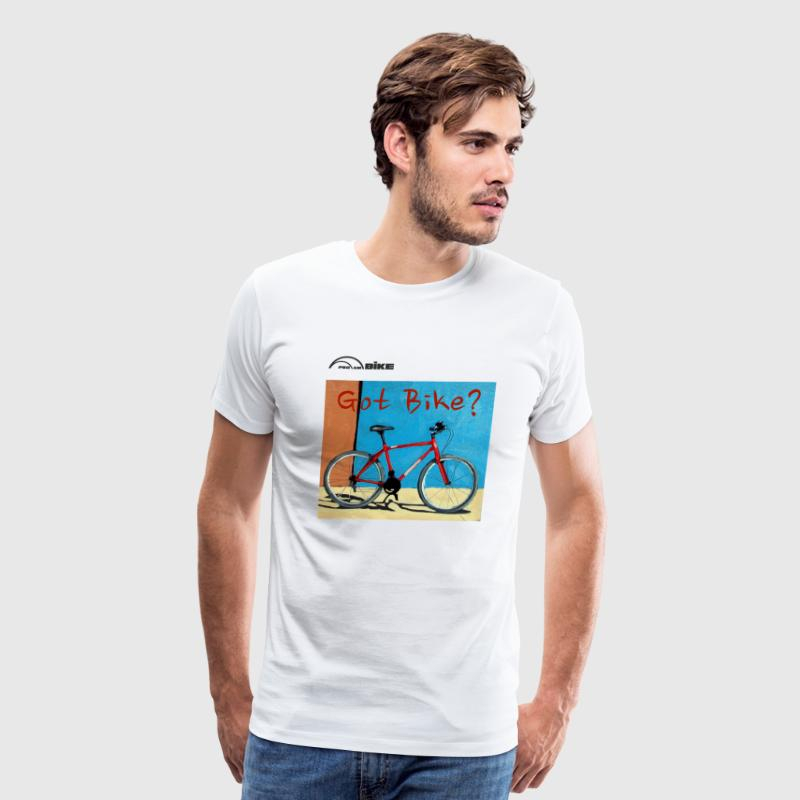 Cycling T Shirt - Got Bike ? - Men's Premium T-Shirt