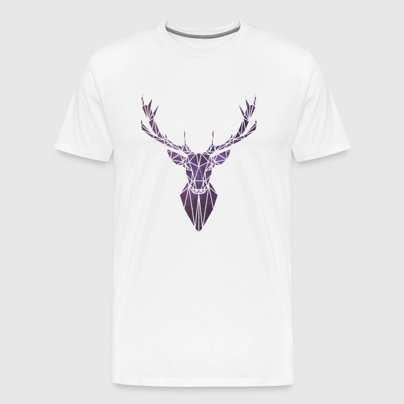 Deer Design - Men's Premium T-Shirt